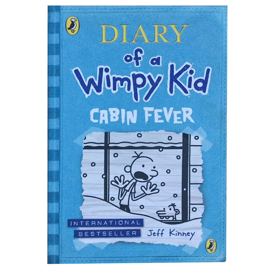 Diary Of A Wimpy Kid 06: Cabin Fever - 9781419703683,62_104319,231000,tiki.vn,Diary-Of-A-Wimpy-Kid-06-Cabin-Fever-62_104319,Diary Of A Wimpy Kid 06: Cabin Fever