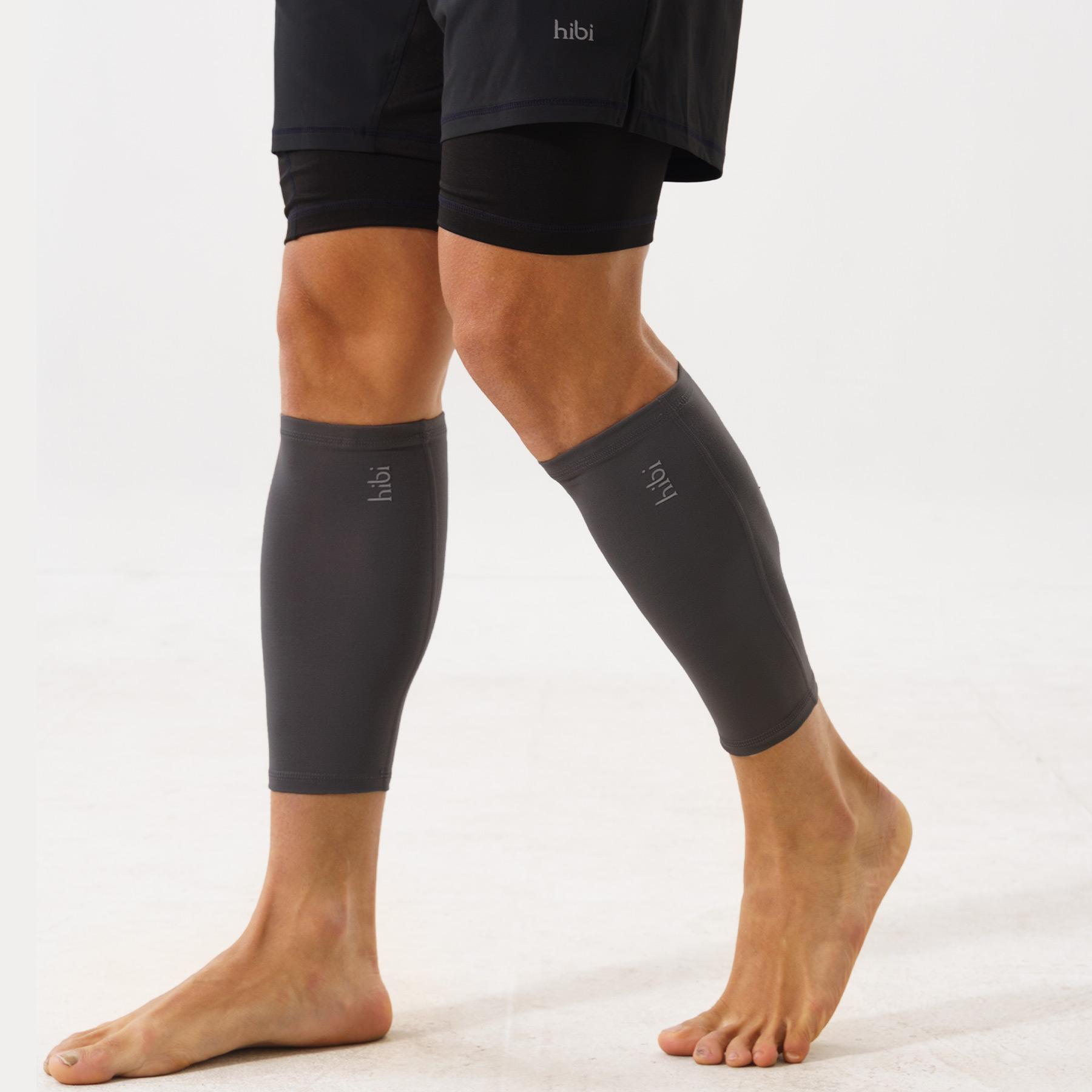 Bó bắp chân - Phụ kiện bảo vệ ống chân Hibi Sports A001