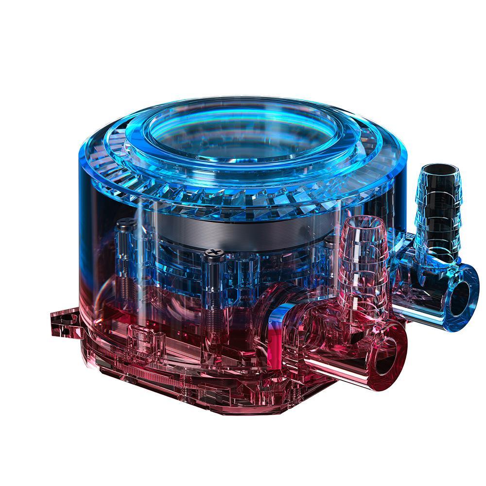 Tản nhiệt nước CPU Cooler Master MasterLiquid ML240R RGB - Hàng chính hãng