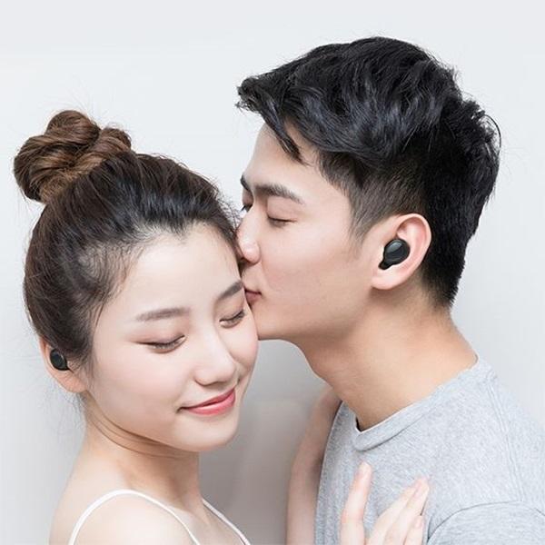 Tai nghe không dây iWalk Amour Air Duo BTA002 - Hàng Chính Hãng