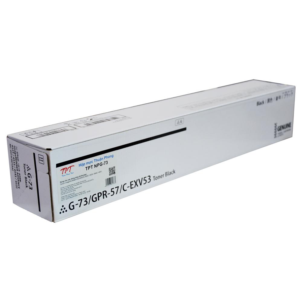 Hộp mực Thuận Phong NPG-73 dùng cho máy photocopy Canon imageRUNNER ADVANCE 4525 / 4535 / 4545 / 4551 - Hàng Chính Hãng