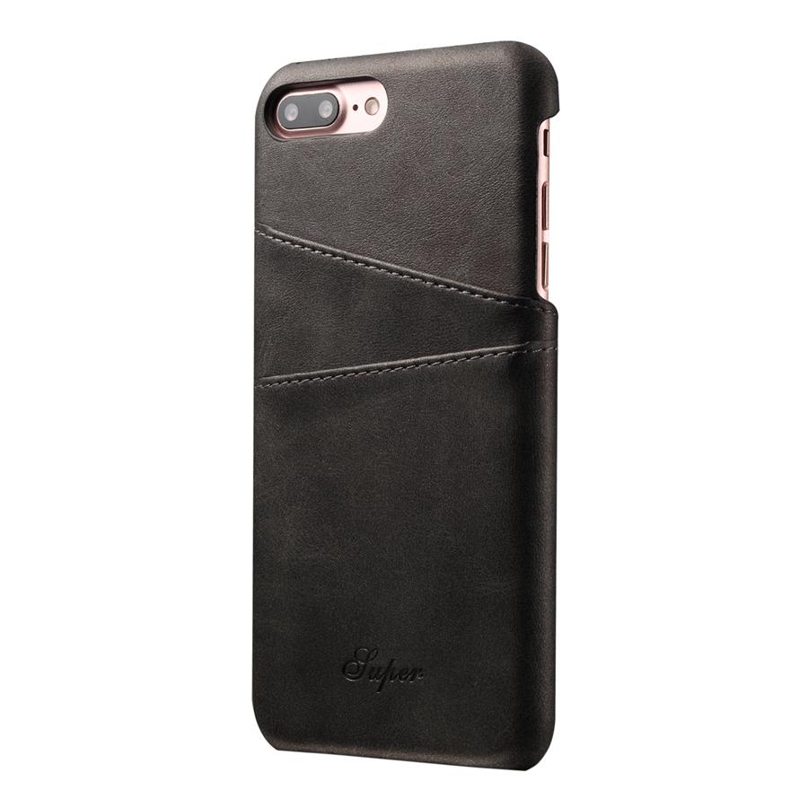 Ốp Lưng Da Có Ngăn Đựng Thẻ CaseMe Cho iPhone 78 Plus - Đen - 23416713 , 4847387685002 , 62_15451371 , 153000 , Op-Lung-Da-Co-Ngan-Dung-The-CaseMe-Cho-iPhone-78-Plus-Den-62_15451371 , tiki.vn , Ốp Lưng Da Có Ngăn Đựng Thẻ CaseMe Cho iPhone 78 Plus - Đen