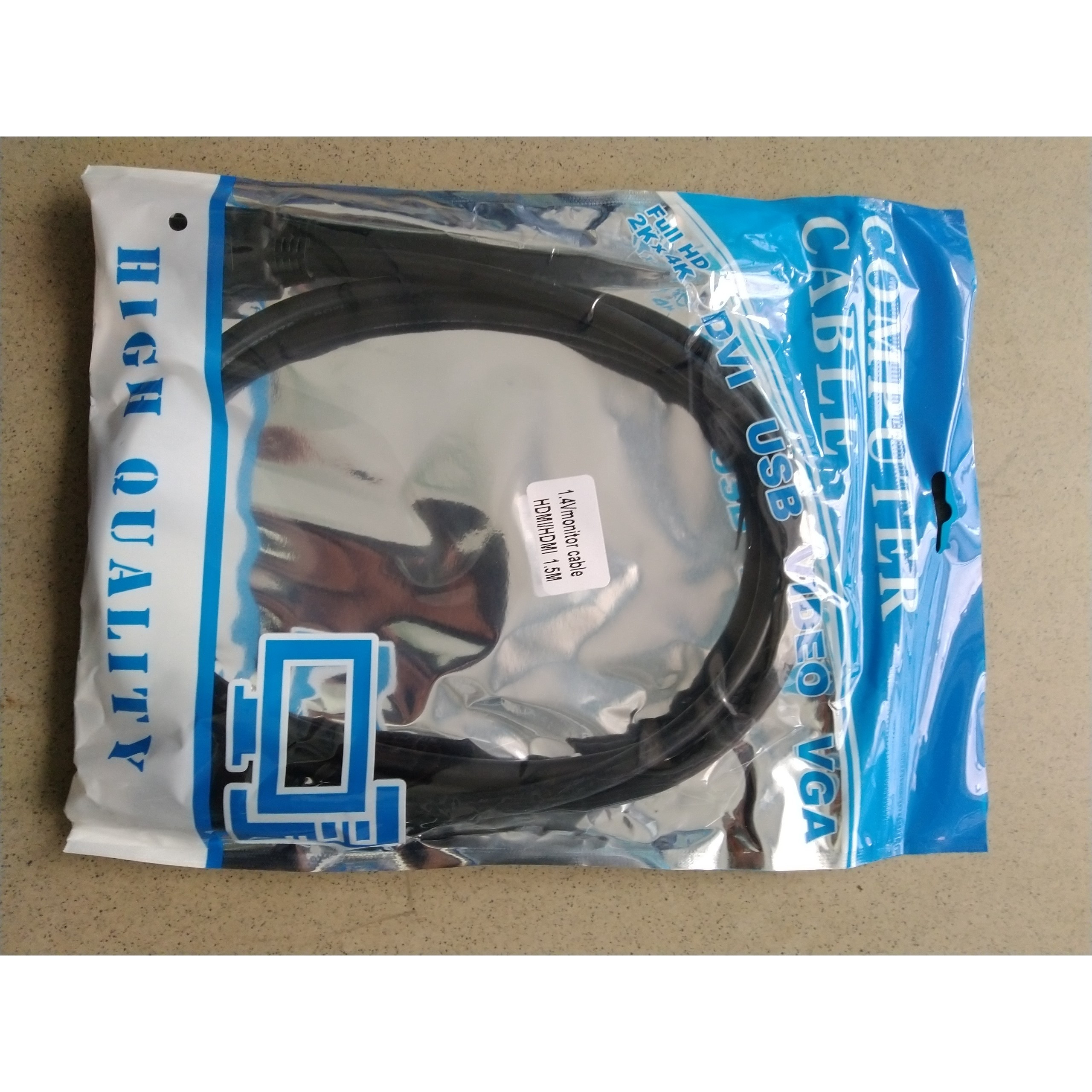 Cáp HDMI to HDMI 1.5M