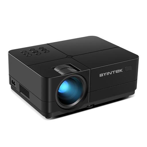 Máy chiếu mini Thông Minh  Byintek K7 độ phân giải HD - Hàng chính hãng