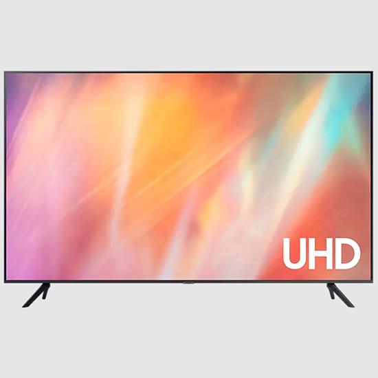 Smart Tivi Samsung 4K 50 inch UA50AU7700 Mới 2021