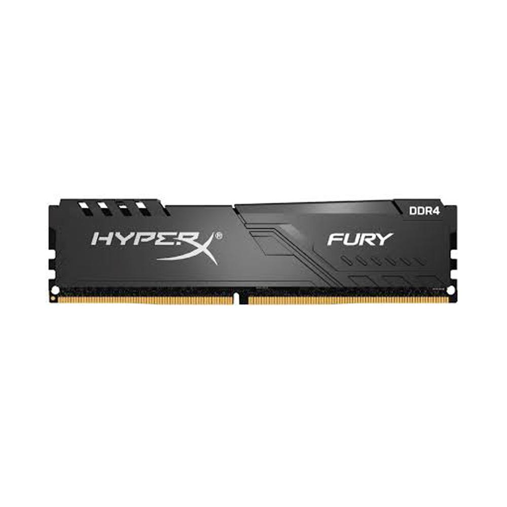 Ram PC Kingston HyperX Fury Black 8GB (1x8GB) Bus 3000MHz DDR4 CL15 Non-ECC HX430C15FB3/8 - Hàng Chính Hãng