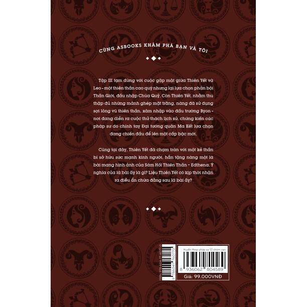 Sách - Huyền thoại pháp sư 12 chòm sao (Tập 4)  (tặng kèm bookmark)