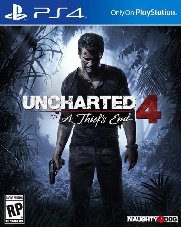 Bộ máy PS4 Slim 1TB CUH-2218B kèm 2 tay bấm + 3 đĩa game Uncharted 4, Ratchet & Clank, The Last Of Us - Playstation Hàng chính hãng