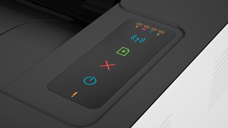 Máy in màu HP Color Laser 150nw (In/Wifi),1Y WTY_4ZB95A – Hàng chính hãng