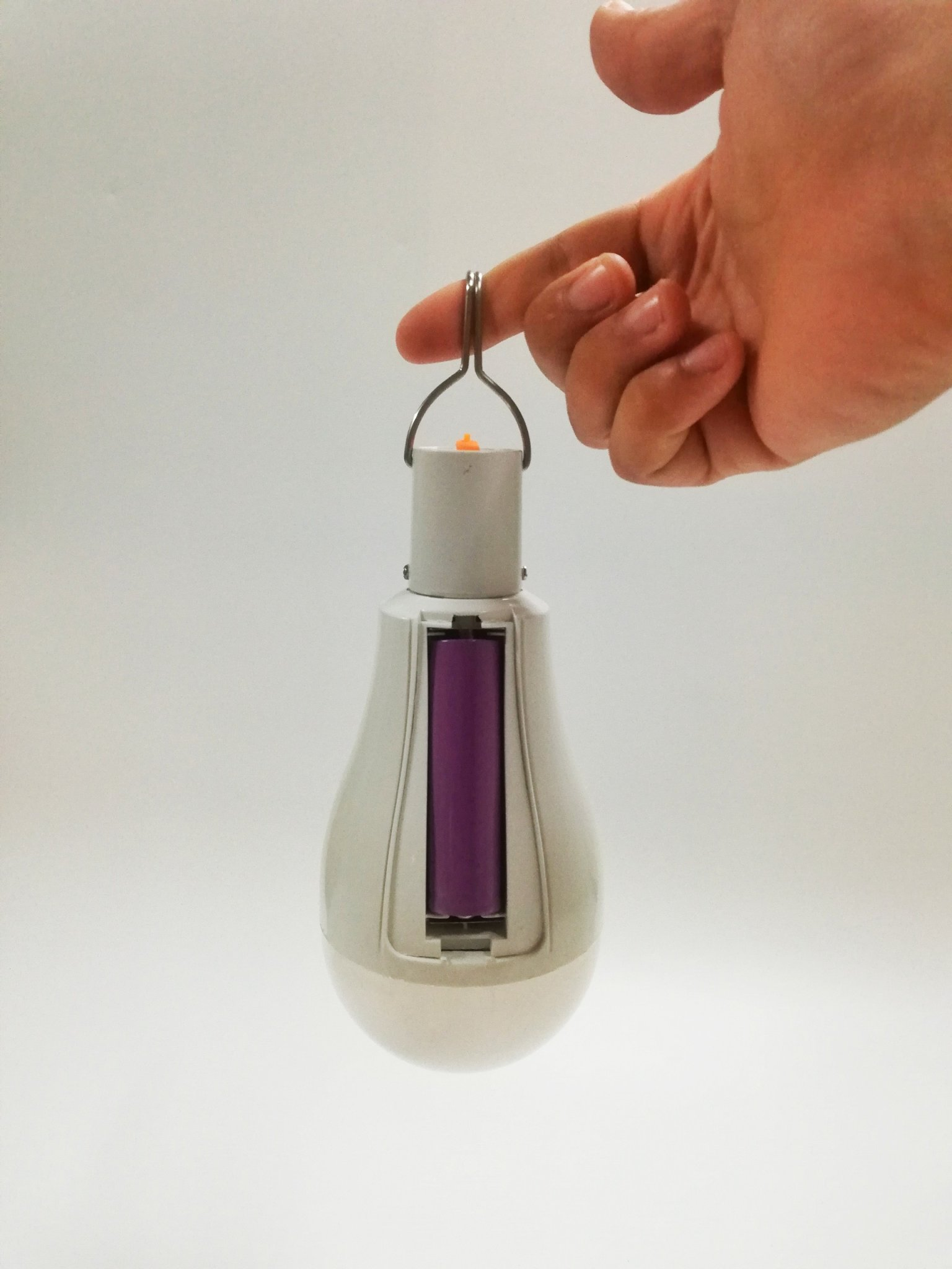 Bóng đèn tích điện - trang trí kiểu hiện đại VKT-FA3820
