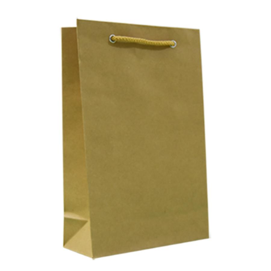 Combo 100 Túi Giấy Kraft (Túi giấy xi măng) Thân Thiện Môi Trường