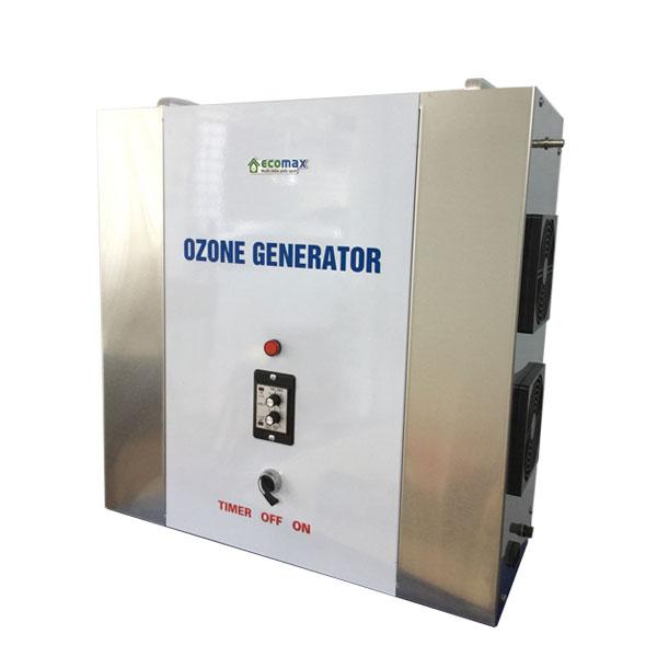 Máy ozone công nghiệp xử lý nước, diệt khuẩn ECOMAX ECO-08 Hàng chính hãng