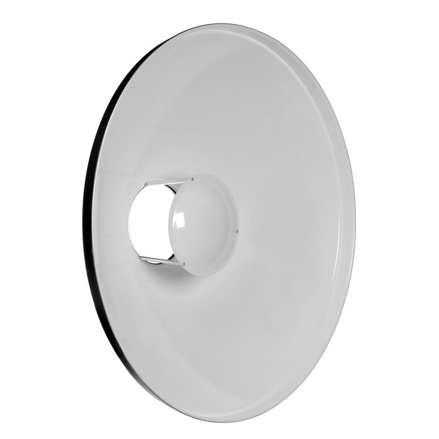 Beauty Dish (70cm) - White - Hàng Nhập Khẩu