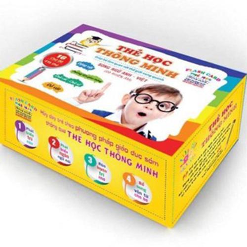 Thẻ học Thông minh cho bé MT03