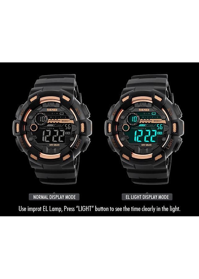 Đồng hồ Nam điện tử SKMEI 1243 - DHA509