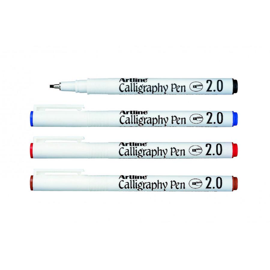 Bút Thư Pháp Artline EK - 242