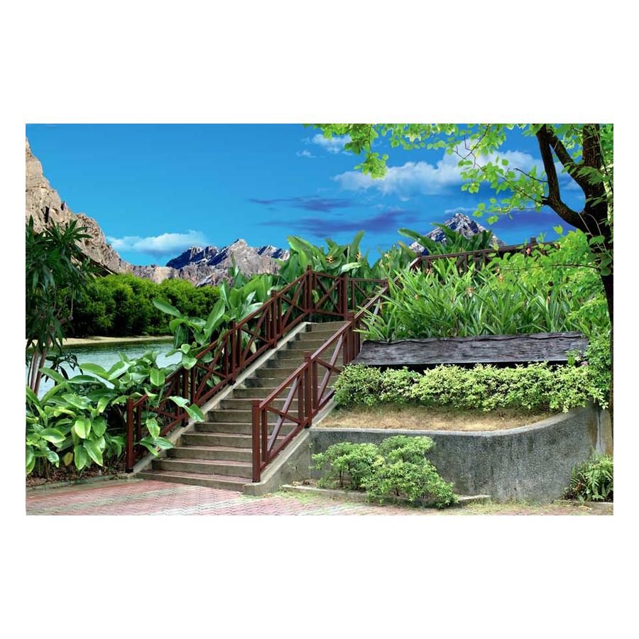 Tranh Dán Tường Phong Cảnh 3D TV0135
