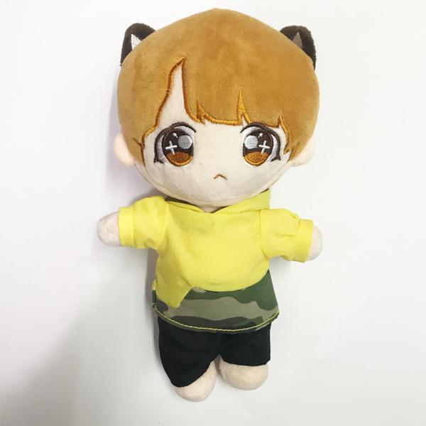 Doll Suga full anpanman búp bê BTS 20cm có mông
