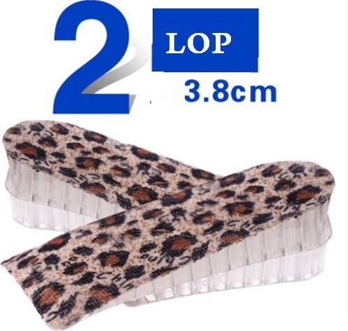 Lót Giày silicon tăng chiều cao nam và nữ A036 (Màu ngẫu nhiên)