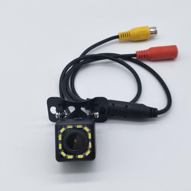 Camera Lùi Ô Tô Chống Nước Đảo Ngược 12 Led