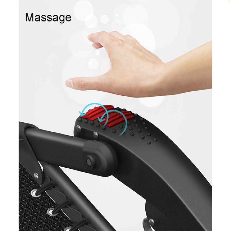 Ghế xếp thư giãn có massage tay