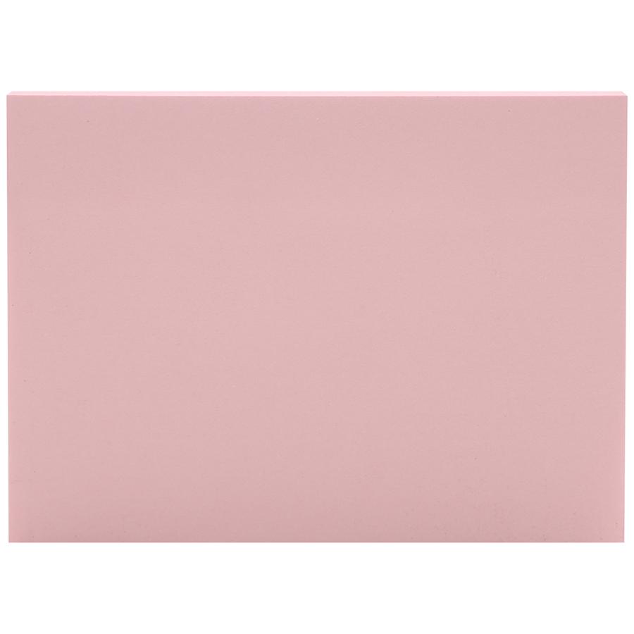 Bộ 5 Xấp Giấy Màu Baoke 1010 - 102 x 76 mm (100 sheets/Xấp)