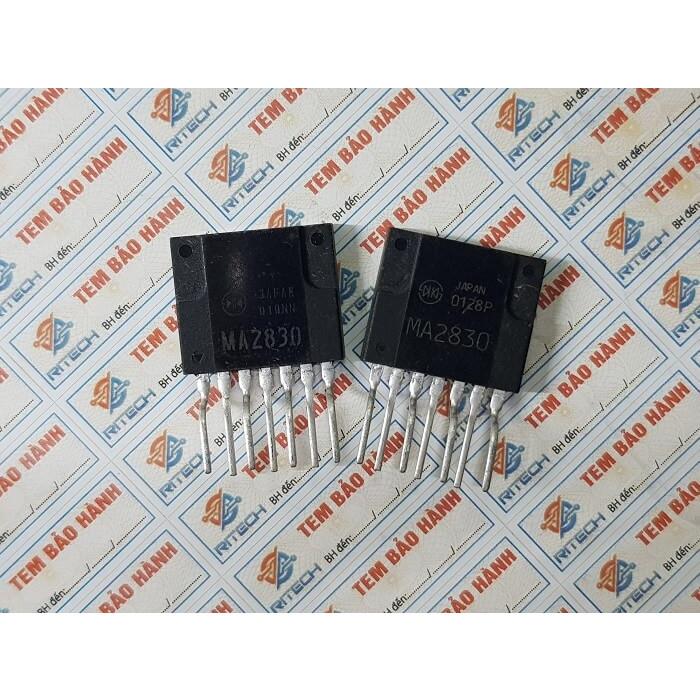 Combo 3 chiếc MA2830, MA 2830 IC nguồn ZIP-7