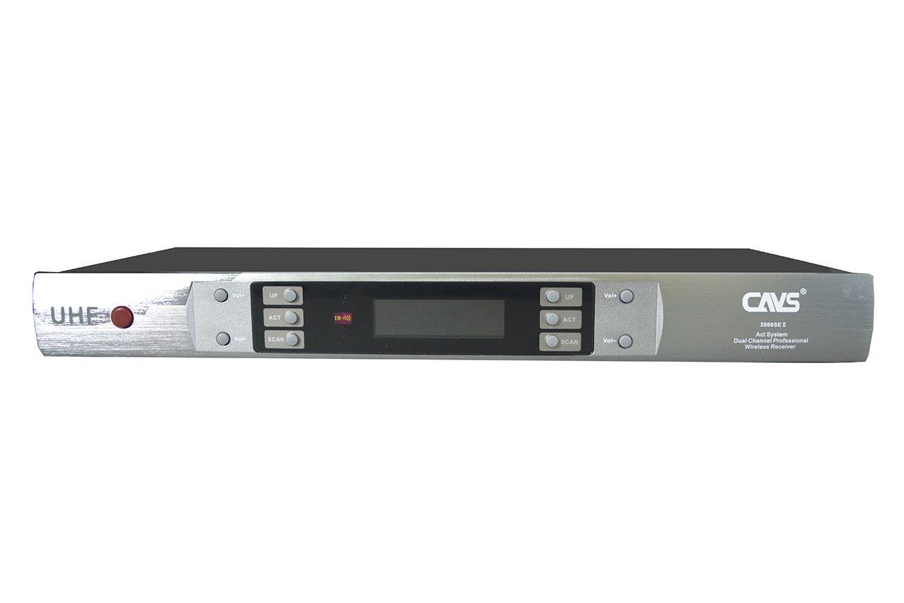 Micro không dây CAVS 2000SE II-Hàng chính hãng