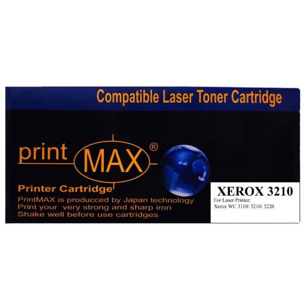 Hộp mực PrintMax dành cho Xerox 3210 - Hàng chính hãng