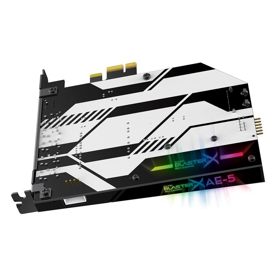 Sound Card BlasterX AE-5 7.1 - Hàng Chính Hãng
