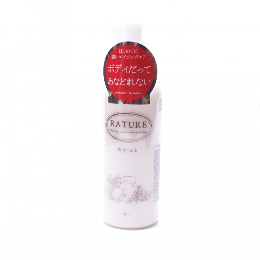 Sữa dưỡng thể Nhật Vina Rature Body Milk 300ml