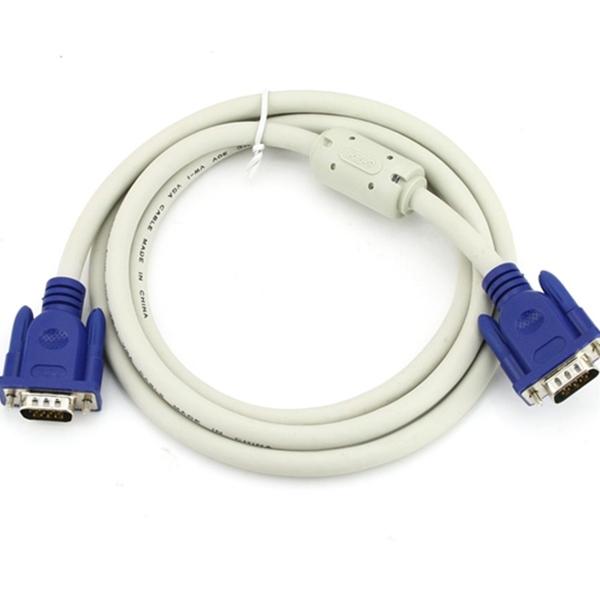 Cáp VGA 2 đầu 1.5m trắng AZONE