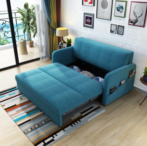 Sofa Giường, Sofa Bed Xếp Gọn Đa Năng Hiện Đại DP-SGK28