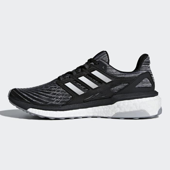 Giày Chạy Bộ Nữ Adidas ENERGY BOOST W AQ0015 - Đen