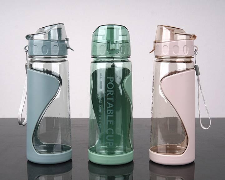 Bình nước nhựa Portable Cup 600ml