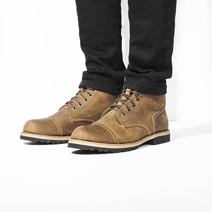 Giày Boots Nam Cổ Cao CC678