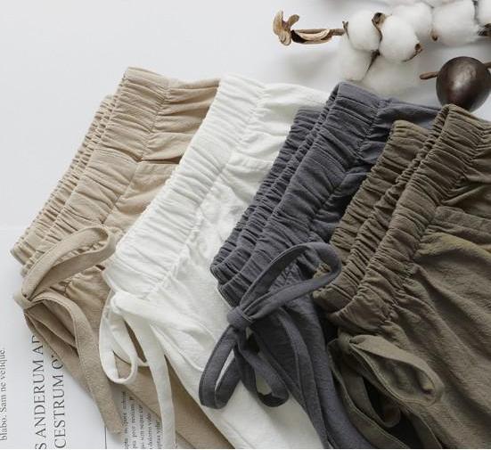 (HOT TREND) quần đùi nữ đũi siêu mát , nhẹ nhàng, thấm hút mồ hôi cực tốt!!!