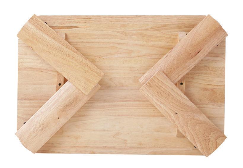 (HÀNG XUẤT) Bàn trà bệt gỗ thông tự nhiên (MSP: BAN170240)