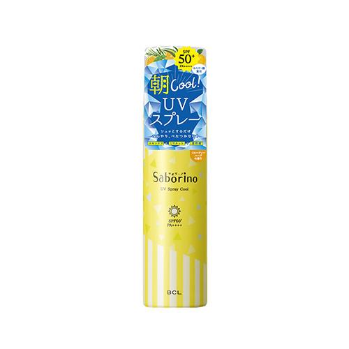 Xịt Chống Nắng Saborino Morning Uv Spray Cool SPF50+ Pa++++