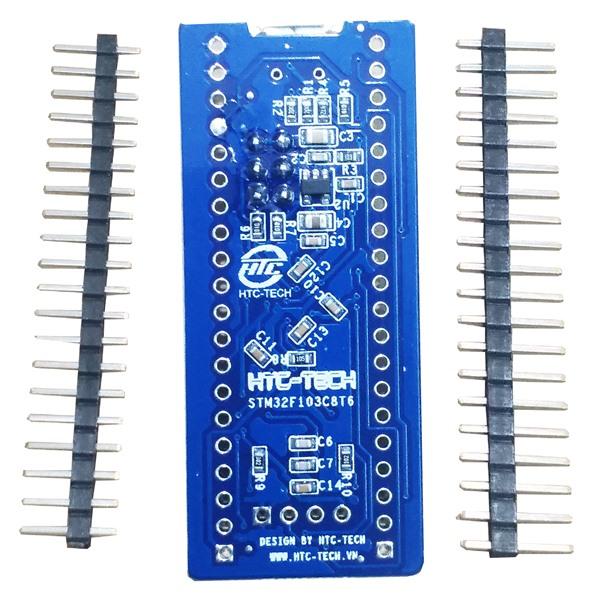 HTC-TECH STM32F103C8T6 Mini - Hàng Chính Hãng
