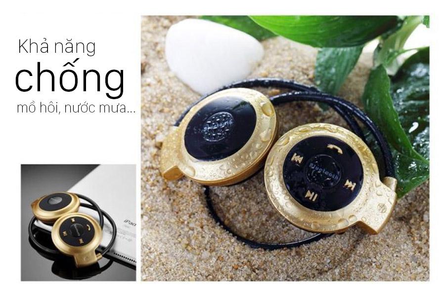 Tai Nghe Bluetooth Mini 503 Hỗ Trợ Thẻ Nhớ Kiểu Dáng Thể Thao