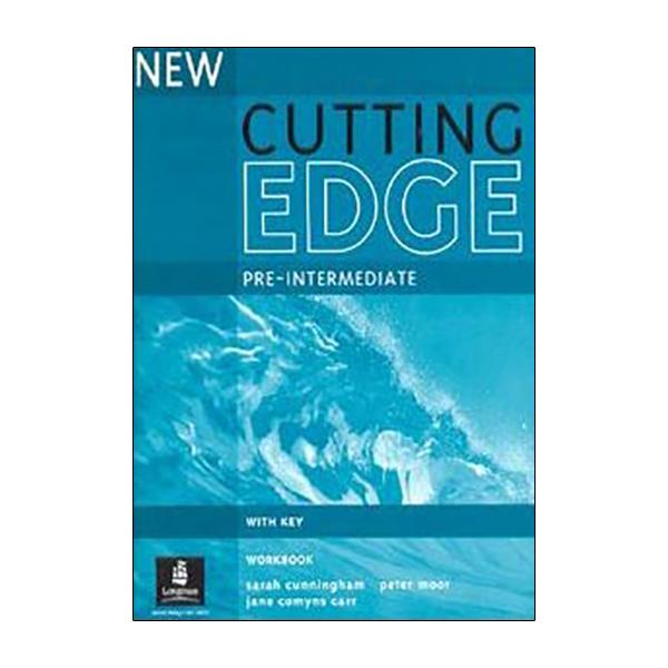 New Cutting Edge Pre-Intermediate Workbook (With Answer Key)