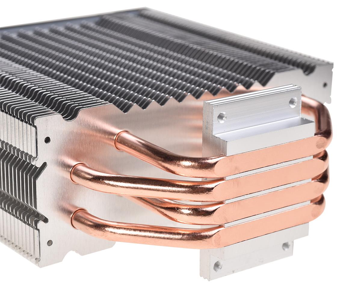 TẢN NHIỆT CPU ID-COOLING SE-224-RGB ( RGB TOP COVER MB SYNC 4 Heatpipe 120mm PWM All Socket Direct Touch ) - Hàng chính hãng