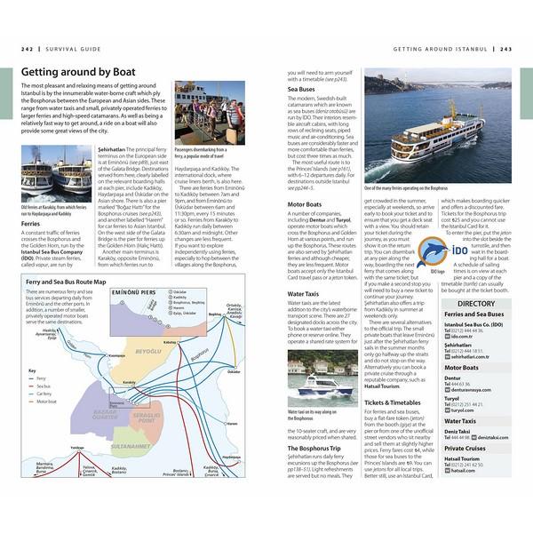 DK Eyewitness Travel Guide Istanbul