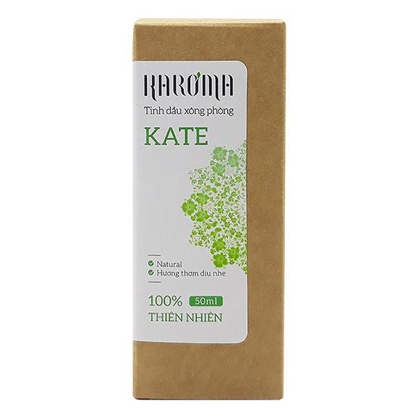 Combo Tinh Dầu Xông Phòng Bưởi Karoma (50ml) + Tinh Dầu Kate Karoma (50ml)