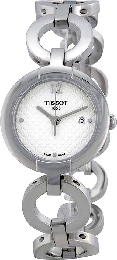 Đồng Hồ Nữ Dây Thép Không Gỉ Tissot T084.210.11.017.01 (27.95mm) - Trắng