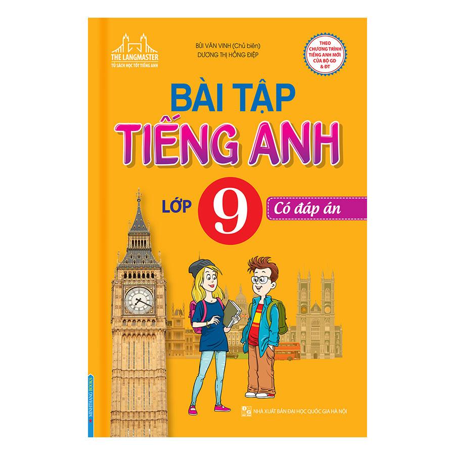 Bài Tập Tiếng Anh Lớp 9