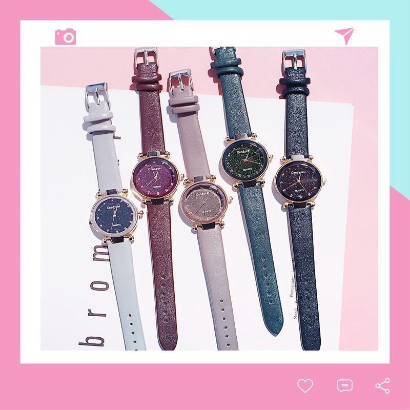 Đồng hồ nam nữ thời trang candycat giá rẻ DH25