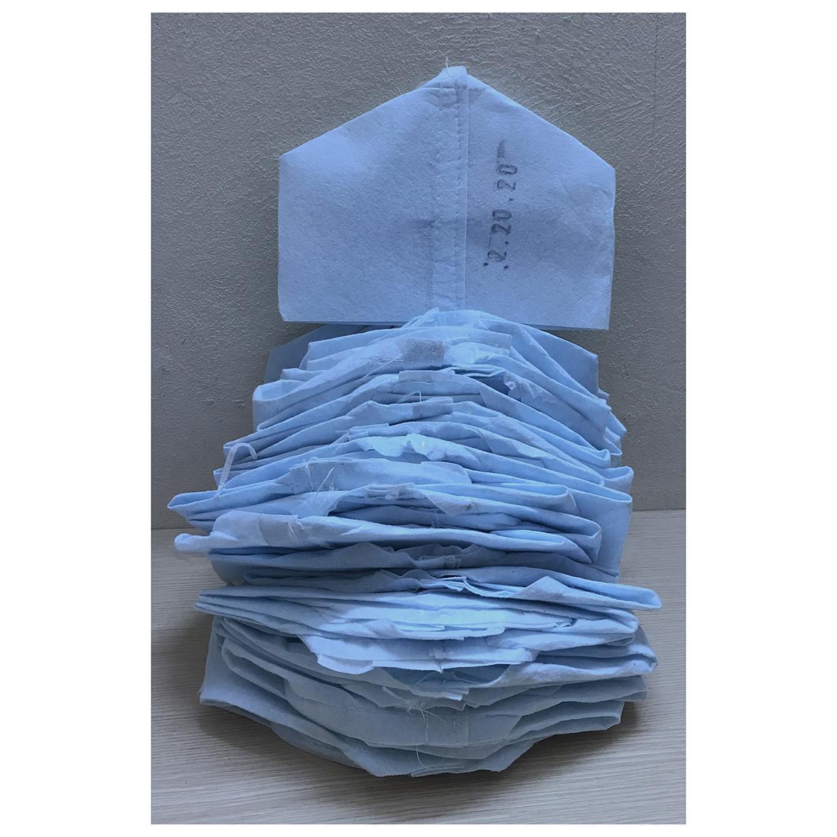 30 Túi Vải Việt Nam 20x20 Cm - Túi vải trồng cây 20x20cm