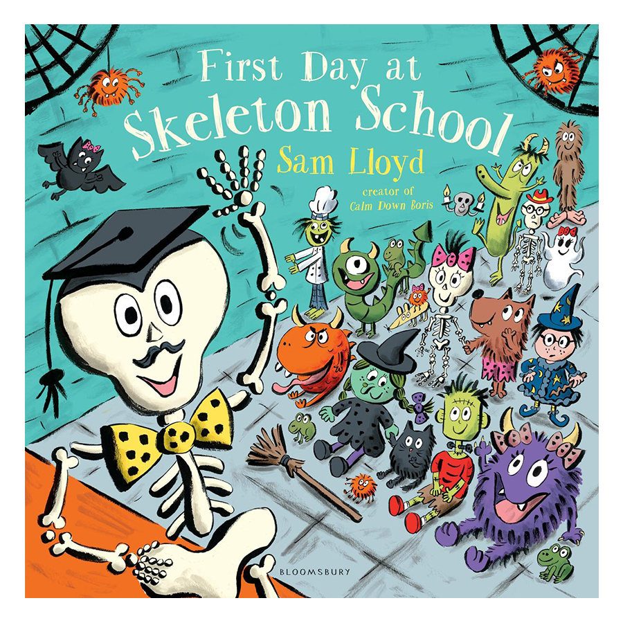 First Day at Skeleton School